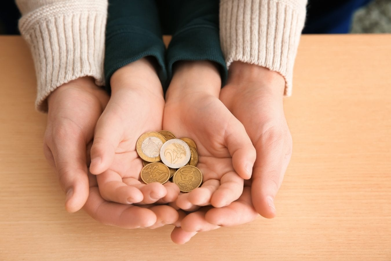 se faire payer la pension avec un huissier